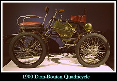 1900 Dion-Bouton Quadricycle (PictureJohn64) Tags: auto heritage classic car museum automobile driving traffic famous den transport hague collection commercial transportation 1900 historical haag collectie fahrzeug oto historisch verkeer vervoer klassiek  samochd beroemd gravenhage dionbouton otomobil quadricycle louwman automobiel worldcars  automoviel klassiesch