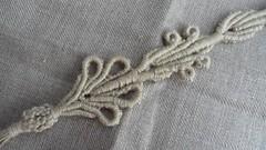 segnalibro scuola punti part. (patty macram) Tags: macrame pizzo gioielli accessori margarete macram margaretenspitze