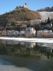 Bernkastel-Kues (dafreaky73) Tags: schnee winter eis 2012 mosel bernkastel kälte bernkastelkues kues eiszeit dafreaky73