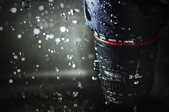 Weatherproof you say??? (Luke Hayfield Photography) Tags: wet water weather canon big l series 24 proof 28 splash 70 2470mm resistant