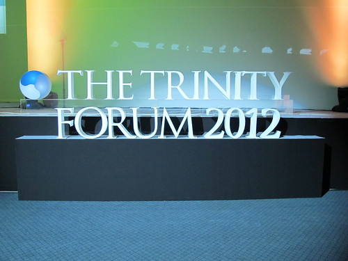 The Trinity Forum 2012 - Day 1