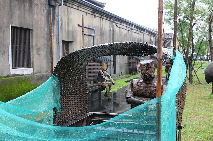 宜蘭二結穀倉稻農文化館0061
