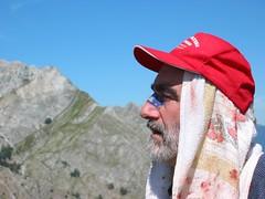 Giorgio (Emanuele Lotti) Tags: park italy parco mountain 3 alps montagne trekking italia 2006 tuscany monte toscana alpi settembre sella cerotto apuane monti gruppo pegaso passo tambura profilo apuan escursionismo