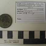 "<b>1983.13VB535.926.30</b><br/> Coin; 1848 Penny, Seth Richards House<a href=""http://farm8.static.flickr.com/7069/6941421791_1f29aa656c_o.jpg"" title=""High res"">∝</a>"