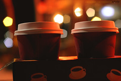 Coffee anyone? =) (InfectedPixel) Tags: coffee mugs bokeh cups nights arqum infectedpixel
