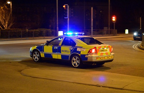 Gwent Police Roads Policing-South