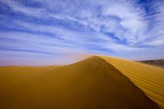 Blowing sand (TARIQ-M) Tags: sky cloud texture sahara landscape sand waves pattern desert ripple patterns dunes wave ripples riyadh saudiarabia بر الصحراء blowingsand canoneos5d الرياض سماء غيوم صحراء goldensand رمال سحب سحابة رمل طعس كانون المملكةالعربيةالسعودية غيمة الرمل خطوط صحاري ef1635mmf28liiusm canoneos5dmarkii نفود الرمال كثبان براري تموجات تموج الرمالالذهبية نفد تطايرالرمل