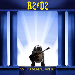 10/52 | Who Made Who (egerbver) Tags: david acdc toy toys star dc action angus who album eger young days made cover similar r2d2 clones figure parody recreation wars 365 weeks ac r2 remake alternative droid d2 52 hasbro parodies redo recreate artoo detoo