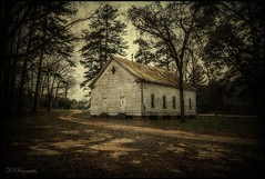 Abandoned Faith (Scott Farrar - dsfdawg) Tags: road old house texture abandoned church stone rural ga georgia lost rust ruins worship time decay south faith country prayer religion churches chapel historic southern dirt forgotten baptist christianity methodist concord monticello hdr highdynamicrange textured amazinggrace countrychurch oldtimereligion dsfotography dsfdawg