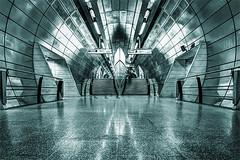 Symmetrically Asymmetric (violinconcertono3) Tags: city london architecture underground landscapes unitedkingdom fineart cityscapes tubestation fineartphotography davidhenderson london2012 southwick londonist fineartphotographer southwickstation londonphotographer 19sixty3 19sixty3com