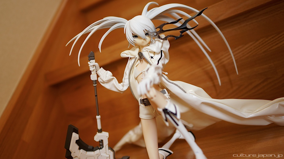 Black Rock Shooter White Edition