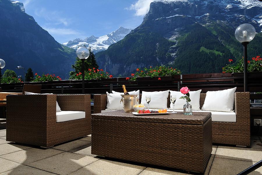Hotel Kreuz Post Grindelwald Berner Oberland