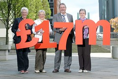 £17.5m Provided Assistance to Pensioners