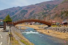 Narai-Juku,Nakasendō,Kiso,Nagano,Jp / 奈良井宿、木曽路、中山道、春休み