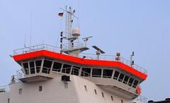 Clipper Pennant (arnekiel) Tags: ferry kiel roro stena schwedenkai kielport