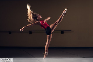JCA Dance Theater 2014: Addie