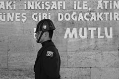 Mutlu. (Erik van der Zwet Slotenmaker) Tags: turkey ataturk turkiye mausoleum mustafa ankara turkije atatrk kemal antkabir