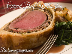 Carved Beef Wellington (Thinkarete) Tags: christmas xmas food cooking horizontal dinner festive recipe mushrooms bacon potatoes jus sauce puff plate fork nopeople gravy noel meat potato slice snack meal crepe pastry entre produce treat pancake dinnerparty saute filet spinach cutlery pate champignon baked roasted roastbeef batter cookery ingredient fillet boeuf sauteed beefwellington christmasfoods duxelle epinard feuilette beefencroute