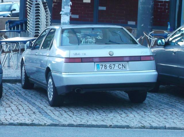 super 1993 alfa romeo 164 tb