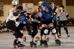 d2b4_rose_vs_scdg_L3602825 1 (nocklebeast) Tags: usa or rollerderby rollergirls eugene juniors skates bigo rosebuds rosecity scdg juniorrollerderby laneeventscenter santacruzderbygroms gromshells thebigo2016