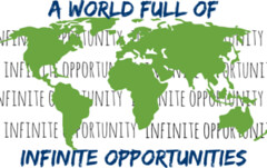 A World Full Of Infinite Opportunities (lieforly14319) Tags: blogger aruna kumar