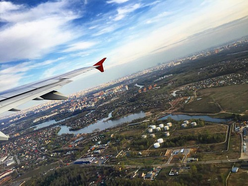 #полет #апрель #москварека #flight #sky #river #moscow #aeroflot #svo #a321 #sky #moscowrigaring #clouds #view #wing #city #cityview #москва #самолет #аэрофлот #весна #небо #шереметьево #april #город #облака