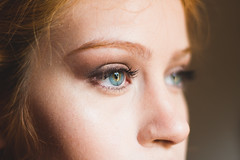 IMG_4642 (luisclas) Tags: canon photography ginger photo redhead lightroom heterochromia presets teamcanon instagram