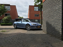 S2K @ home :D (Sdu7cb) Tags: home honda s2k s2000