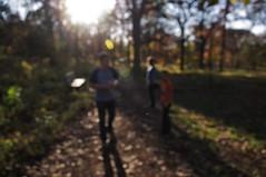 On A Walk In The Woods (michael.veltman) Tags: blur boys forest allison illinois arboretum morton lisle