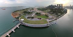 IMG_7911_stitch (Erich Chew) Tags: singapore kap kiteaerialphotography marinabarrage marinasouthsingapore canons95 skyrigsmkv 10ftdiyredrokkaku wwkap2016
