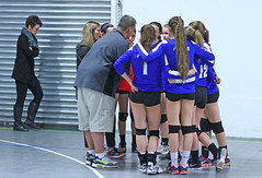 IMG_1564 (SJH Foto) Tags: school girls club high team teens teenager volleyball erika coaches huddle postgame schlager tweens