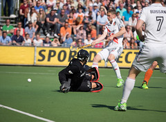 35051684 (roel.ubels) Tags: hockey amsterdam sport oz eindhoven playoffs finale zwart oranje fieldhockey ahbc 2016 topsport knhb