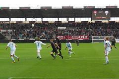Clearing (Steenjep) Tags: football herning soccer fodbold fcm snderjyske fcmidtjylland