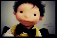 Petit Monsieur (Les PouPZ) Tags: doll handmade artdoll boydoll waldorfdoll clothdoll naturalfiberdoll