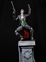 The Joker (Patman1313) Tags: actionfigure dc batman joker gotham squareenix thejoker playarts playartskai