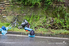 Fahrradsturz Rdesheim L3034 31.05.16 (Wiesbaden112.de) Tags: christoph77 crash fahrrad fahrradunfall helm kurve nef rtw rdesheim