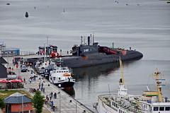 Russisches U-Boot U-461 - Museum in Peenemnde (Magdeburg) Tags: museum submarine russian 461 uboot peenemunde russisches peenemnde u461 museumpeenemnde museuminpeenemunde russischesubootu461 russiansubmarine461
