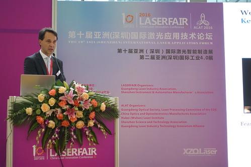 Eugenijus Kurtinaitis EU-Asia Laser Industry Summit 2016