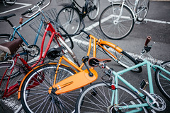 Cycles (sunnywinds*) Tags: leica bicycle kyoto university cycle   11667 summiluxm11435mmasph