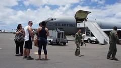 160620-Z-IX631-182 (Hawaii Air National Guard) Tags: hawaii us unitedstates return deployment kc135 hawaiiairnationalguard jointbasepearlharborhickam 203rdars