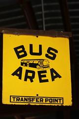 Bus - Streetcar Signage (BladDad) Tags: bus signage streetcar