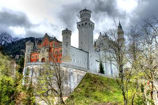 Schloss Neuschwanstein - Neuschwanstein Castle