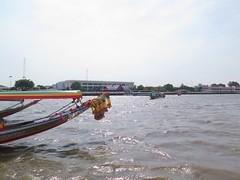 (Vina Chen) Tags: river thailand boat bangkok bkk chaophrayariver vinathaitravel