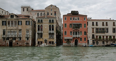 The Venetian Palaces of the Grand Canal