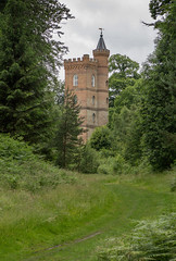 Gothic Tower (Graham Dash) Tags: painshillpark painshill cobham surrey gothictower buildings architecture towers