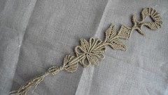 segnalibro marg. corda (patty macramè) Tags: macrame pizzo gioielli accessori margarete macramè margaretenspitze