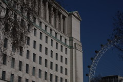 The Headquarters of the Ministry of Defence, London (IFM Photographic) Tags: london westminster millenniumwheel canon londoneye ferriswheel tamron whitehall lambeth mainbuilding davidmarks britishairwayslondoneye jubileegardens cityofwestminster img7684 450d vincentharris 1024mm malcolmcook marksparrowhawk stevenchilton nicbailey boroughoflambeth frankanatole merlinentertainmentslondoneye sp1024mmf3545 ministryofdefenceheadquarters tamronsp1024mmf3545 josvolloslo