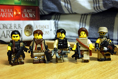 CIA SAD/CPD Joint Operations Team (Saint_Zvlkx) Tags: lego cia custom brickarms