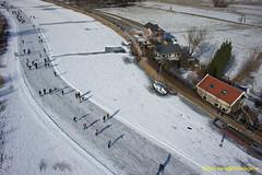 Westland Toertocht 03103 (Fotovlieger (aka hanselpedia)) Tags: winter kite skating aerial westland luchtfoto vlaardingen ijs schaatsen vlieger schipluiden toertocht natuurijs maasluis