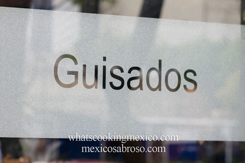 "Guisados<br /><span style=""font-size:0.8em;"">Read more about it here: <a href=""http://whatscookingmexico.com/2012/02/13/the-anatomy-of-a-taco/"" rel=""nofollow"">whatscookingmexico.com/2012/02/13/the-anatomy-of-a-taco/</a></span> • <a style=""font-size:0.8em;"" href=""http://www.flickr.com/photos/7515640@N06/6862931573/"" target=""_blank"">View on Flickr</a>"